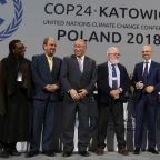 Climate talks end with a deal to keep countries committed to the Paris Agreement
