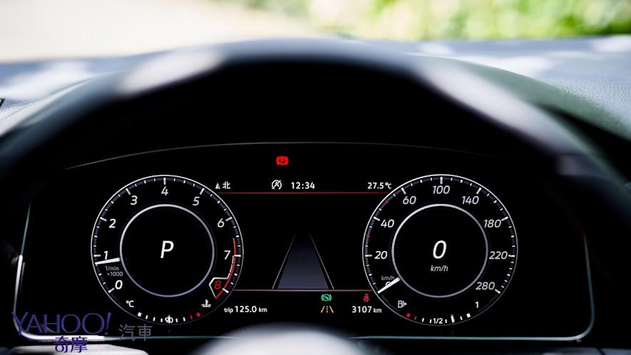 純粹駕馭的經典傳承!5代目視角下的2019 Volkswagen Golf GTi Performance Pure試駕 - 15