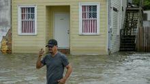 FOTOS   Barry golpea con inundaciones a Louisiana