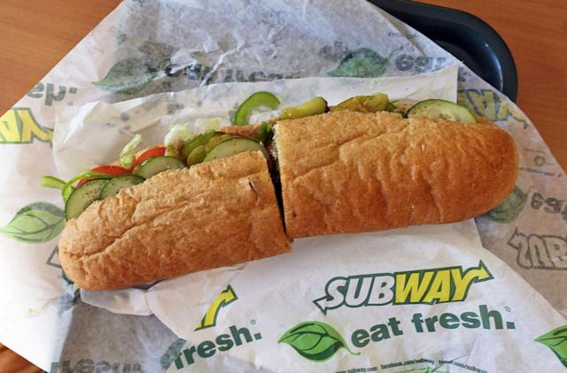 Subway hopes touchscreens will bust up its sales slump