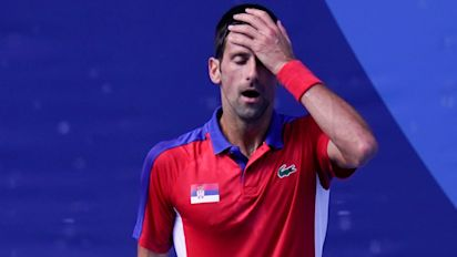 Novak Djokovic misses out on singles medal as Pablo Carreno Busta takes bronze