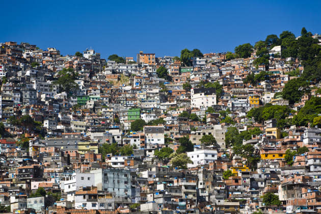 Google and Microsoft want to put Brazil's favelas on the map