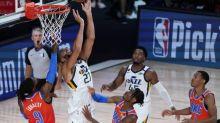 Basket - NBA - Oklahoma City a étouffé le Utah Jazz
