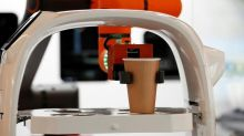 Cafe of the Future? South Korea Hires Robot That Seamlessly Delivers Orders to Customers