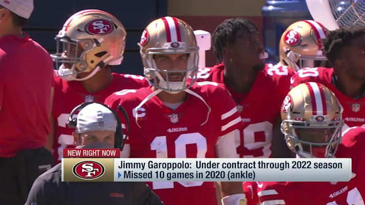 Rapoport: 'The real question' 49ers face with Jimmy Garoppolo