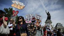 Des centaines de manifestants réclament la fermeture des abattoirs