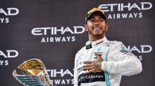 Lewis Hamilton termine en beauté