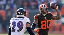 Browns place Landry on injury list, receiver on schedule
