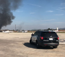 4 killed in plane crash at Southern California airport