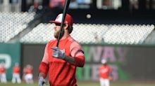 Philly sports media cash in on Harper mania