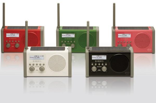 Roberts releases solarDAB: world's first solar-powered DAB radio