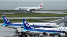 Shares of Japan's ANA drop on report airline plans to raise $1.9 billion
