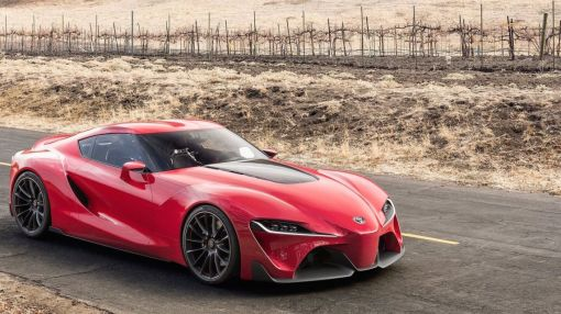 Everything We Know About the Toyota Supra and BMW Z5