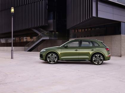 大玩科技風 Audi Q5