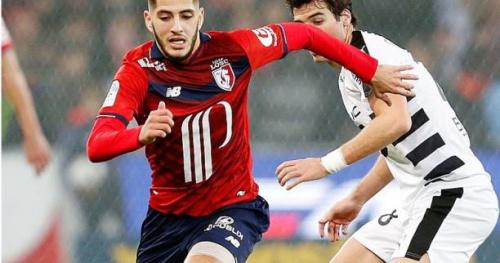 Foot - L1 - Lille - Lille : Yassine Benzia jusqu'en 2021
