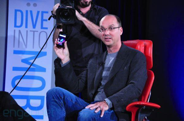 Andy Rubin's full D: Dive Into Mobile interview video posted