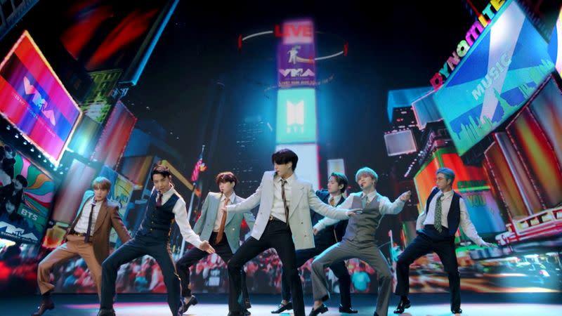 K-pop band BTS delivers 'message of hope' at 75th U.N. General Assembly