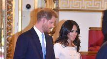Warum Prinz Harry und Herzogin Meghan nicht mehr Händchen halten