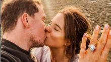 Made In Chelsea's Binky Felstead announces her engagement to Max Darnton