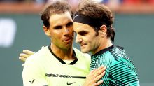 Roger Federer's brilliant response to Rafael Nadal's 20th major