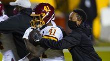 Washington's Jennifer King 1st Black female assistant position coach in NFL