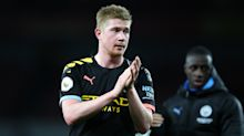 De Bruyne recommends voiding Premier League season amid injury fears following coronavirus disruption