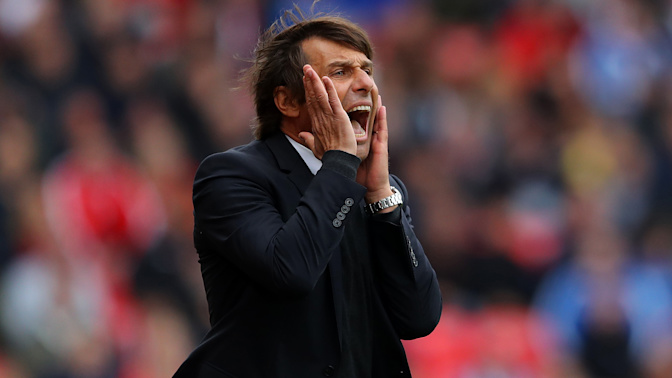 Antonio Conte already planning return to Italy