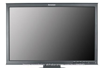Lenovo's 22-inch D221 widescreen LCD: welcome to the club