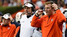 Auburn offensive coordinator Rhett Lashlee takes same position at UConn