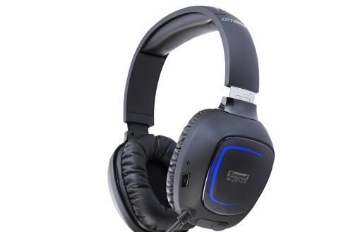 Creative Sound Blaster Tactic 3D Omega headphones have a long name, connect to PC and game consoles wirelessly
