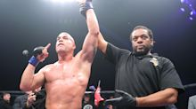 Tito Ortiz submits Alberto Rodriguez in Combate Americas main event