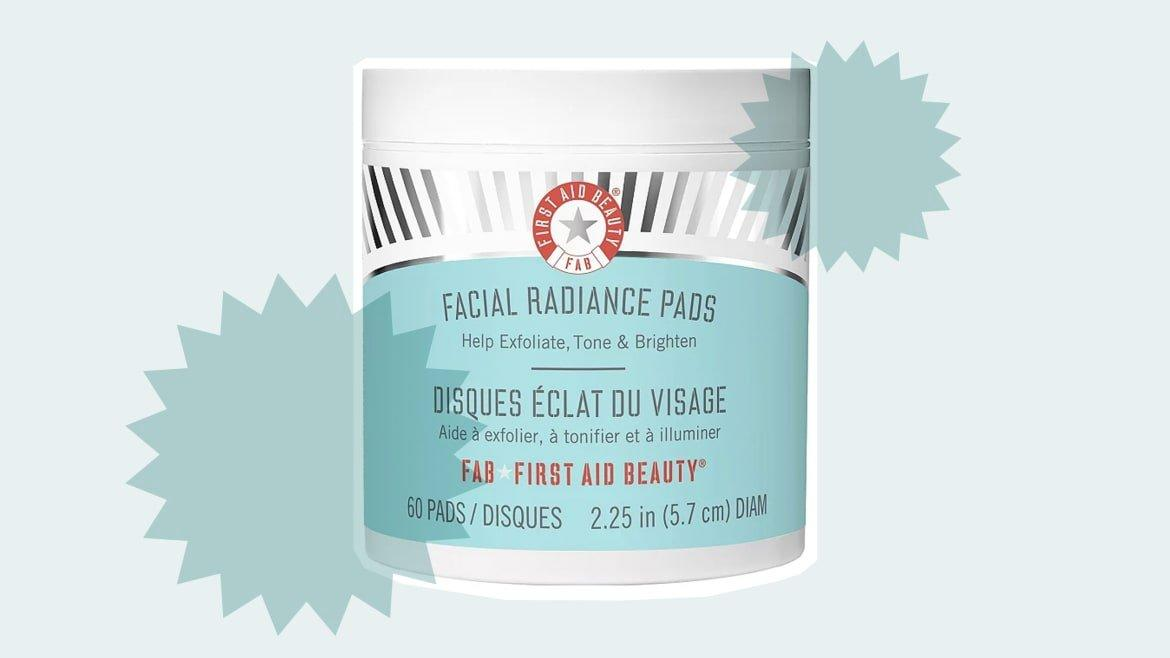 news.yahoo.com: The First Aid Beauty Daily Radiance Pads Make Skincare Easy