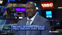 NBA hall of famer Shaquille O'Neal on why he teamed up wi...