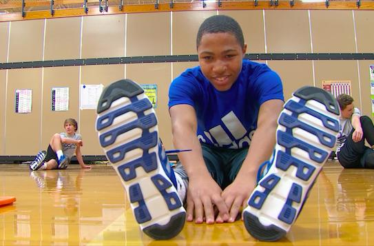 Adidas' next move is to keep young students fit and healthy