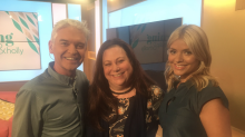 'Phillip Schofield interviewed me when my husband came out as gay'
