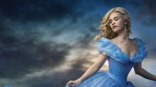 Lily James Defends Cinderella's Small Waist
