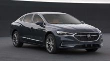 2020 Buick LaCrosse images leaked on Chinese website