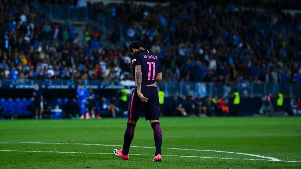 É oficial! Neymar não enfrentará o Real Madrid por La Liga
