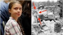 Photo From 1898 Sparks Hilarious Theory That Greta Thunberg Is A Time-Traveler