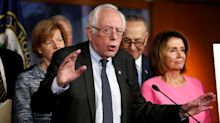 Bernie Sanders Sets His Sights On The Foreign Policy Establishment
