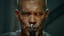 Ryan Reynolds shares first look at Josh Brolin as Cable in 'Deadpool 2'