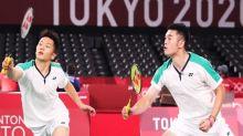 東奧/「麟洋配」打敗世界第1 挺進羽球男雙8強