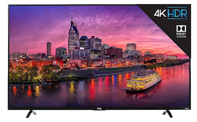 Engadget giveaway: Win a 55-inch TCL P-Series 4K Roku TV!