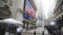Stock market news live updates: Stocks up slightly amid dismal economic data