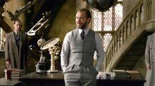"""Animales Fantásticos 2 """"SI"""" dejará claro que Dumbledore es gay"""