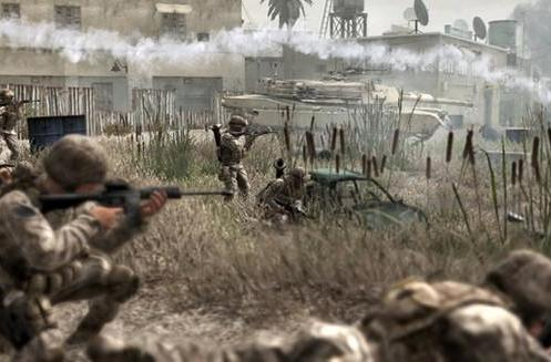 Infinity Ward: Activision didn't want Call of Duty to go Modern