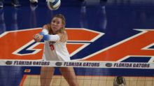Florida Volleyball Sweeps Tennessee in 3 Sets