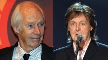 Paul McCartney Remembers Beatles Producer George Martin: 'He Was Like a Second Father to Me'