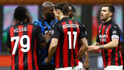 La ricostruzione dello scontro tra Lukaku e Ibrahimovic