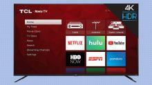 Uno de los televisores más populares de Amazon, con un descuento alucinante de hasta el 44%
